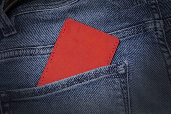 Nick - Royal Velvet Red
